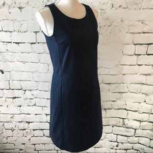Gap Navy Sheath Dress Size 4P